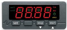 Контроллер холодильной установки Газели.