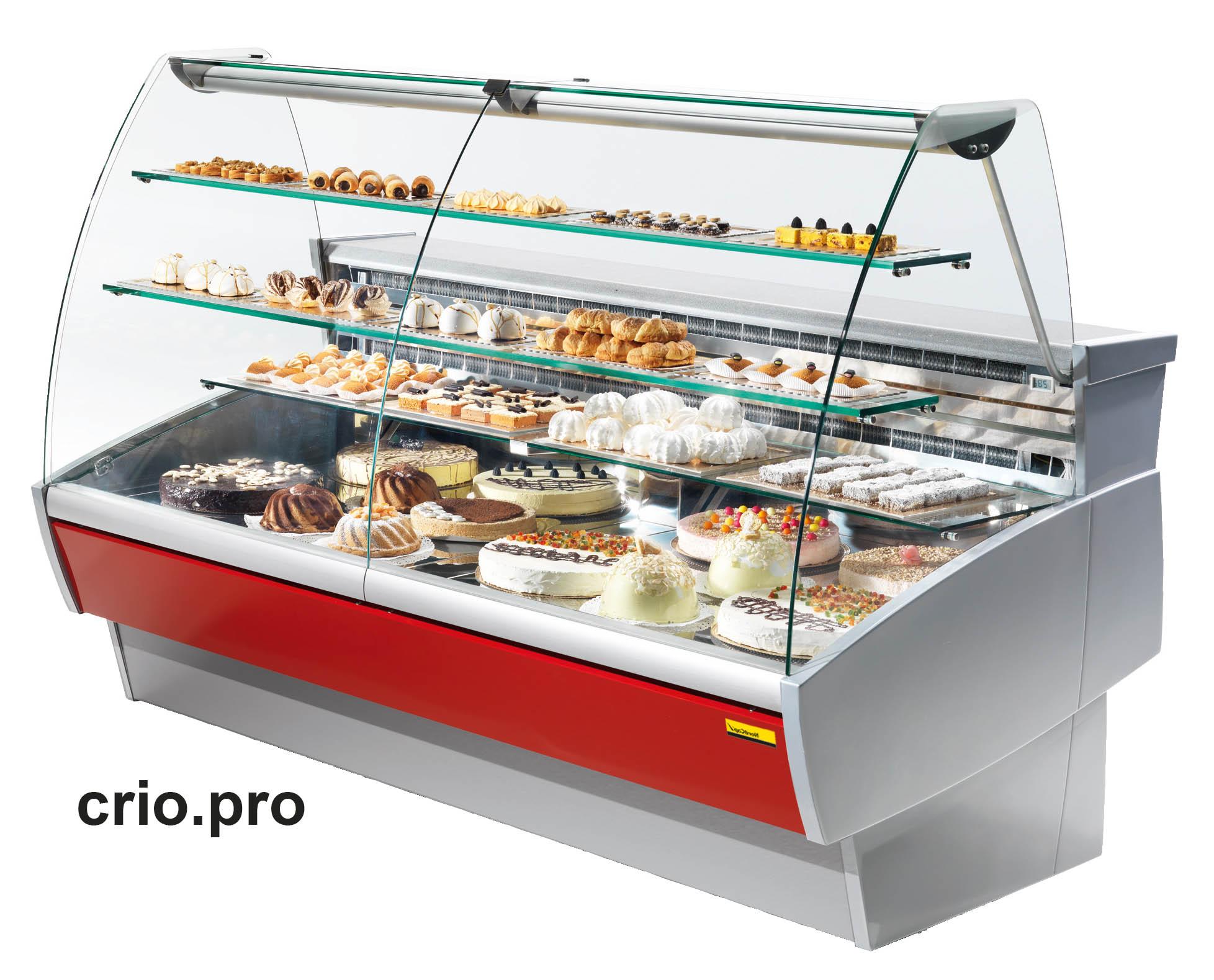 Холодильная витрина для общепита