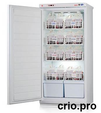 Холодильник для хранения крови POZIS