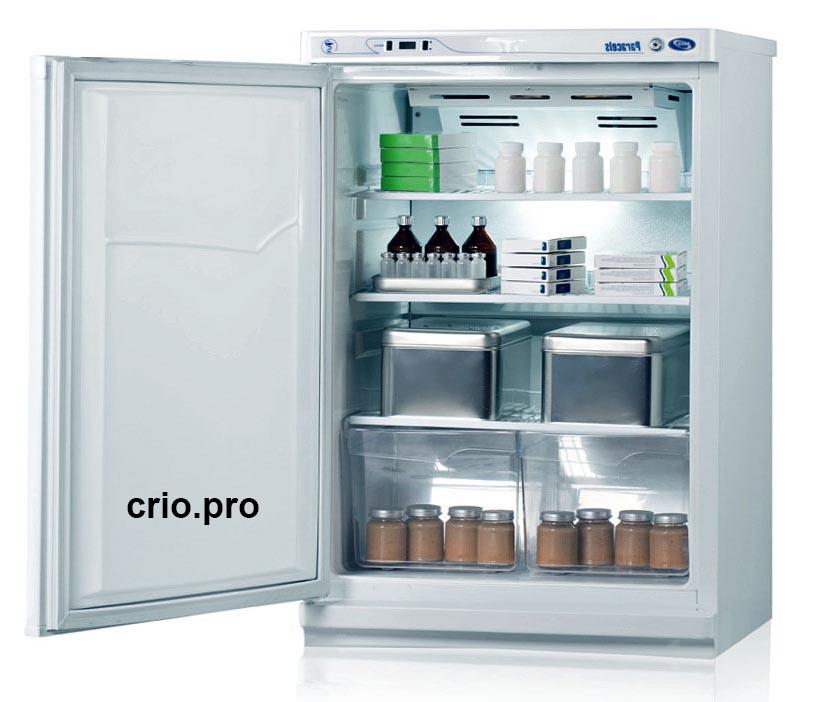 Журнал контроля температурного режима холодильника
