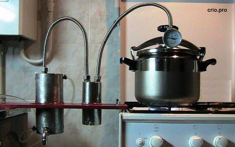 Принцип работы холодильника для самогонного аппарата