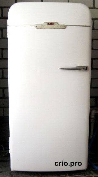 Советский холодильник Москва
