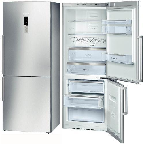 Двухкамерный холодильник Бош с системой ноу-фрост