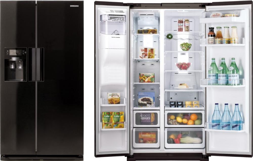 Двухкамерный холодильник премиум