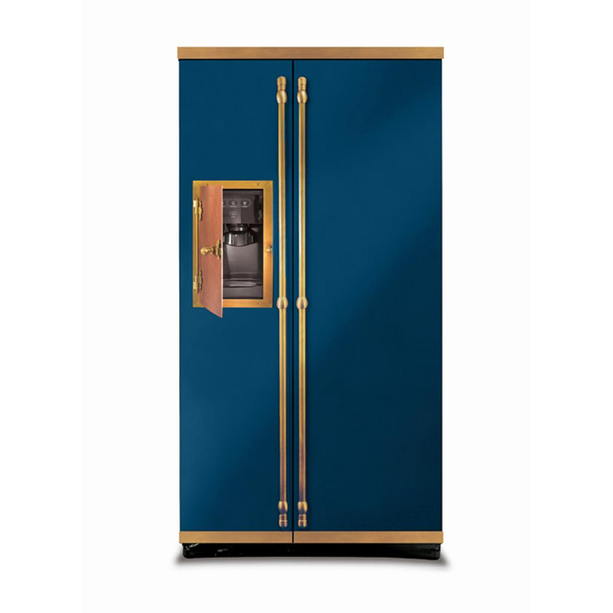 Красивый холодильник для семьи