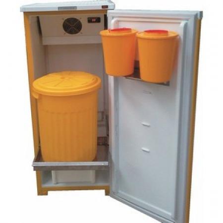 Холодильник для отходов