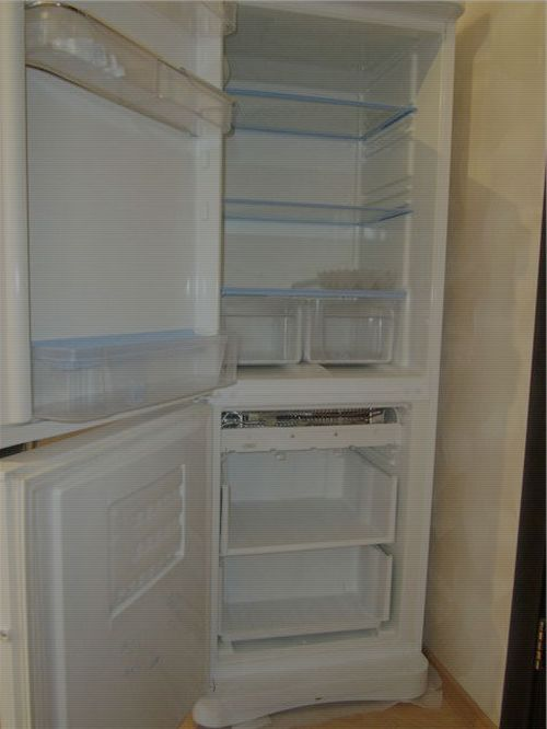 Холодильник Indesit класса A