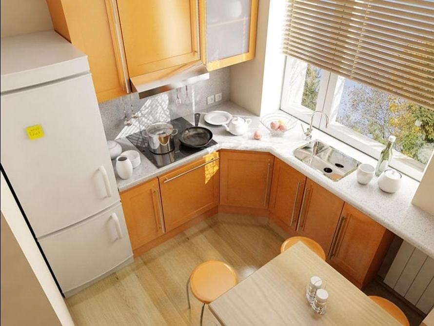 Холодильник в Хрущевке