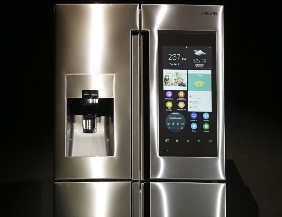 Надежная новинка холодильник Самсунг 2016