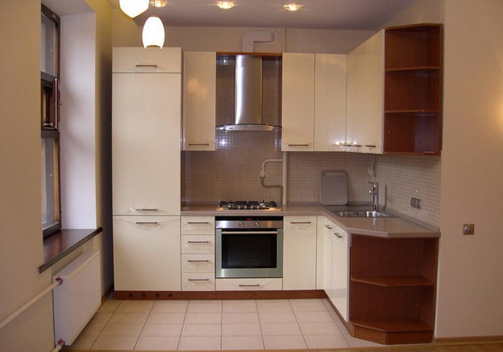 Холодильник на 8 квадратных метрах