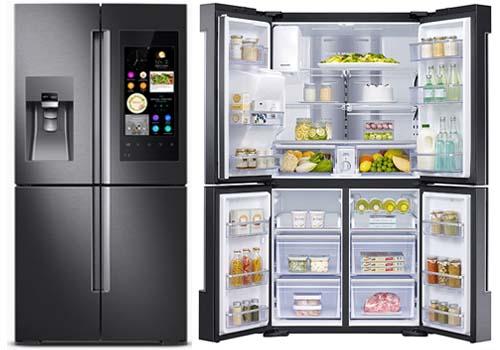 Умный холодильник Самсунг