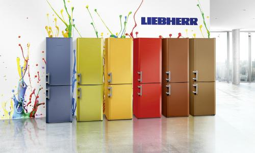 Холодильники Либхер