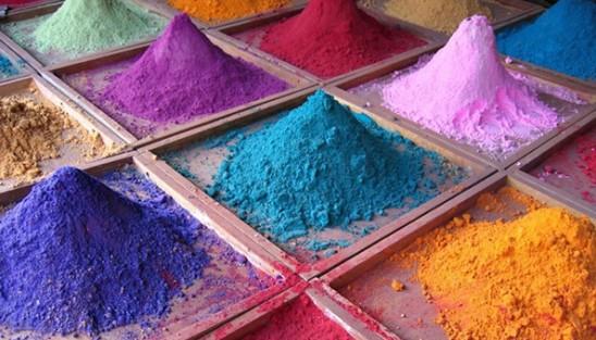 Наполнители для красок