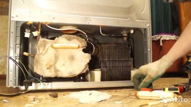 Холодильник не морозит причины поломки