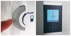 Регулирование температуры