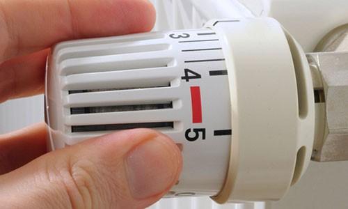 ручка терморегулятора