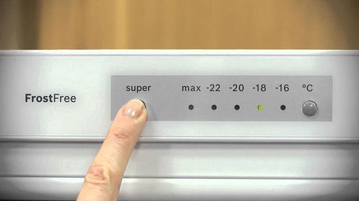 неисправности холодильников бош ноу фрост основные виды поломок
