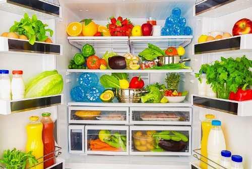 Температура и влажность в холодильнике